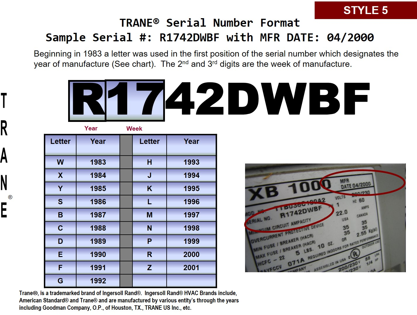 xr 1200 service manual ebook Hfca Wiring Diagram Trane Model on