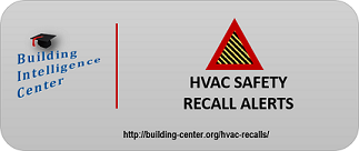 HVAC Safety Recall Alerts